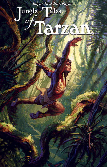 Jungle Tales of Tarzan HC
