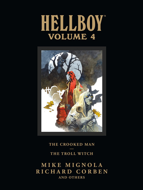 Hellboy Library HC Vol 4