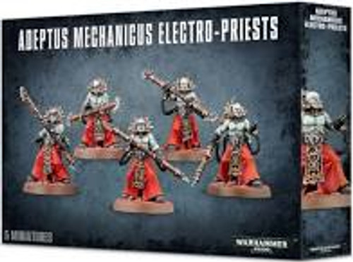 Ad Mech Electro-Priests