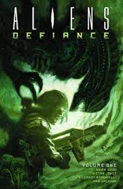 Aliens Defiance TP Vol 1