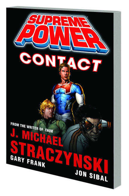 Supreme Power: Contact TP