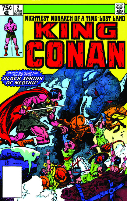 King Conan Vol 1 Witch Mists