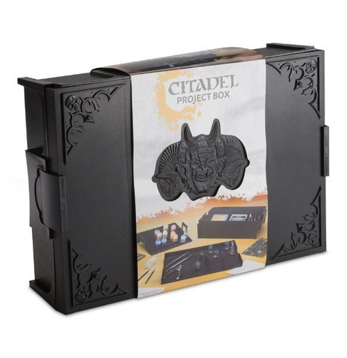 Citadel Medium Project Box