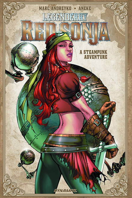 Legenderry: Red Sonja TP