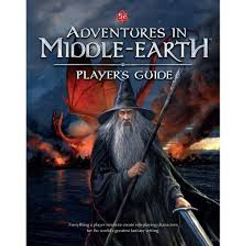 Adventures in Middle-Earth Player Guide