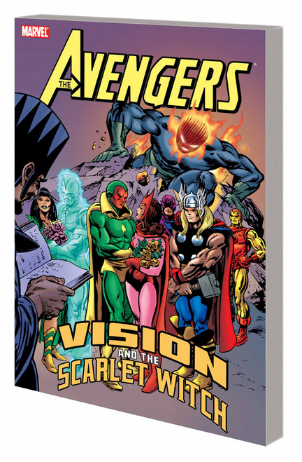 Avengers: Vision/Scarlet Witch