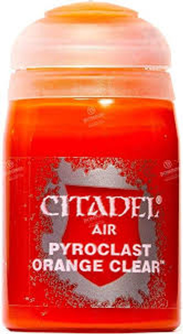 Air: Pyroclast Orange Clear 24m