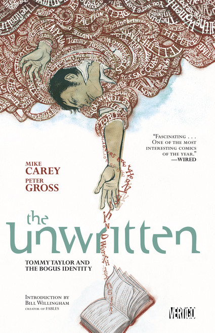 The Unwritten Vol 1 TP