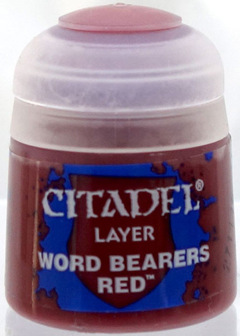 Layer: Word Bearers Red