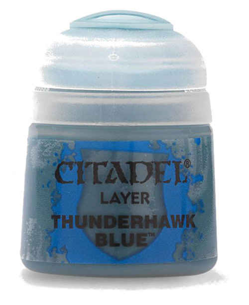 Layer: Thunderhawk Blue