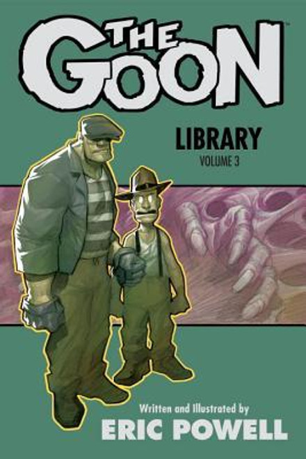 Goon Library HC Vol 3