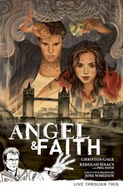 Angel & Faith Vol 1 TP