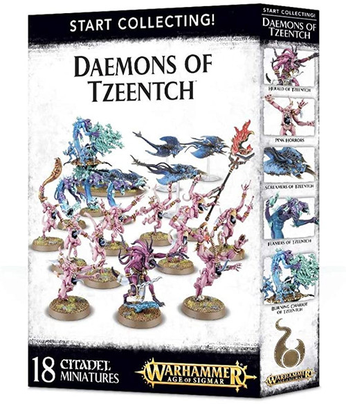 Start Collecting! Tzeentch
