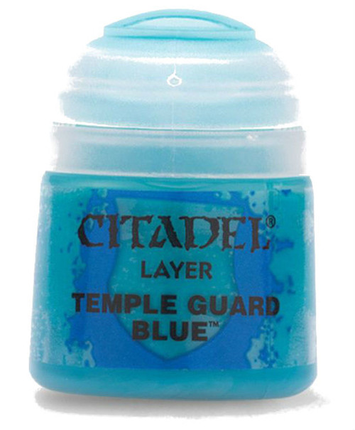 Layer: Temple Guard Blue