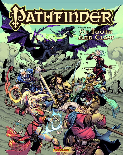 Pathfinder Vol 2 Tooth & Claw