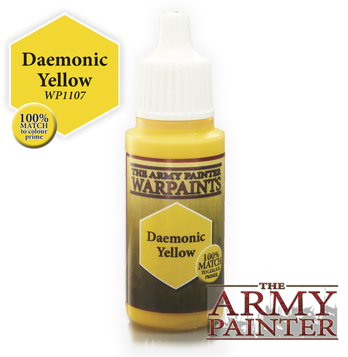 Daemonic Yellow