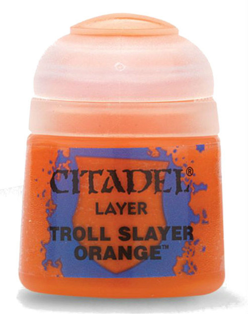 Layer: Troll Slayer Orange