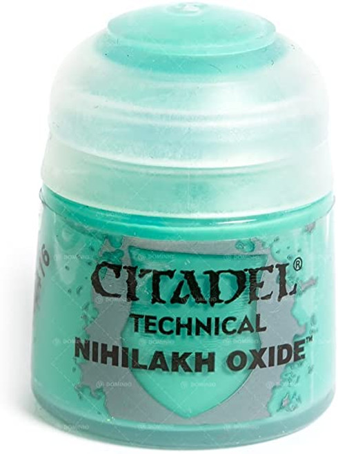 Technical: Nihilakh Oxide