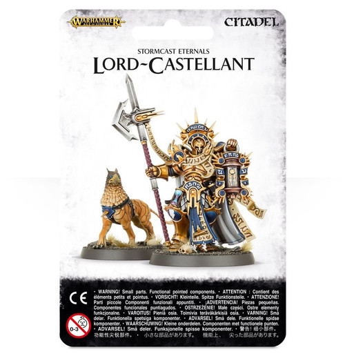 Stormcast Eternals Lord Castell