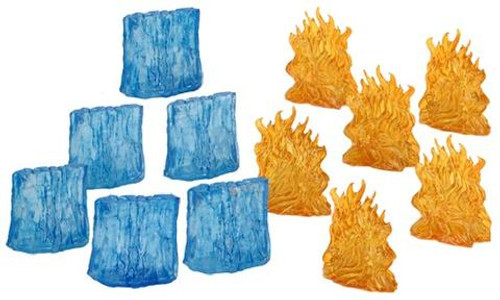 Spell Effects: Wall of Fire/Ice
