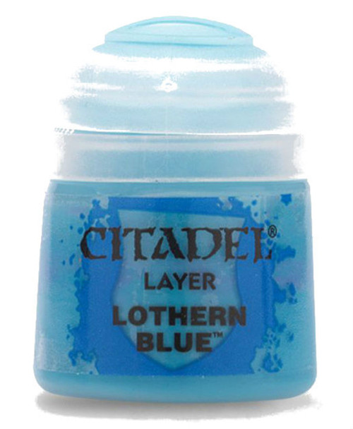 Layer: Lothern Blue