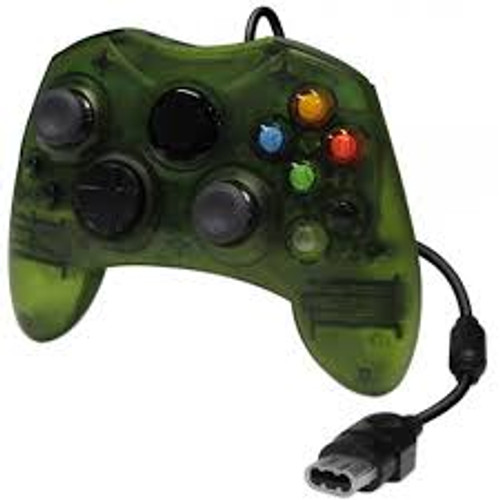 Wired Xbox Controller (Green)