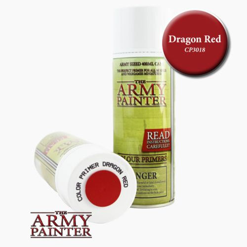 Dragon Red Colour Primer