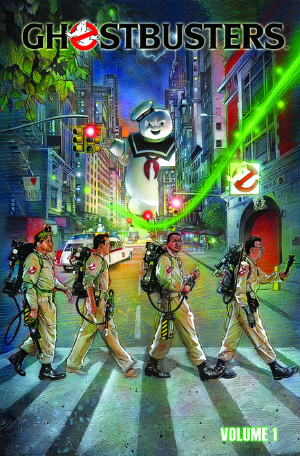 Ghostbusters Vol 1 Man from the