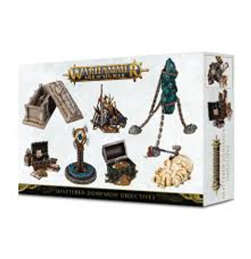 Age of Sigmar: Objective Marker