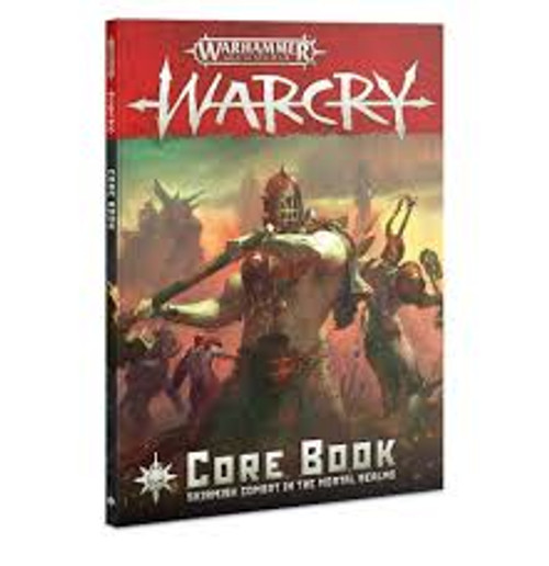 AOS Warcry Core Book