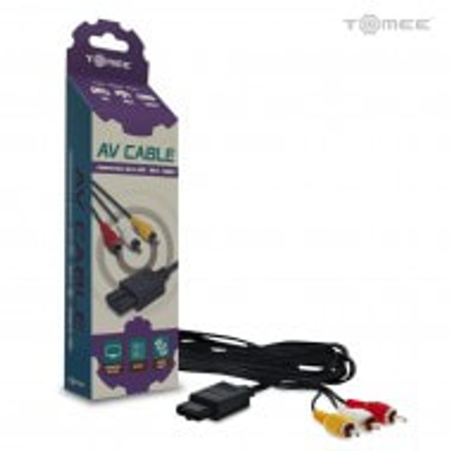AV Cable GameCube/N64/SNES