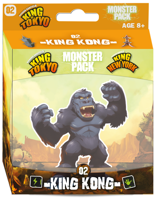 King of Tokyo/New York: King Kong Monster Pack