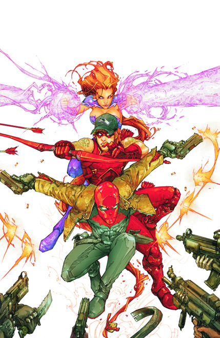 Red Hood & Outlaws V1 Redemptio