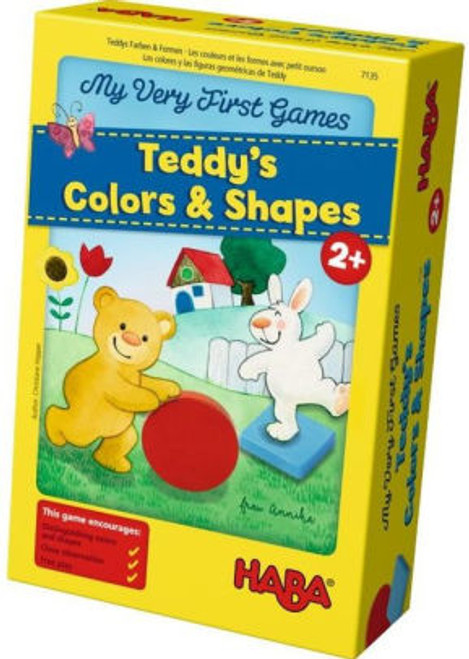 Teddy's Color & Shapes MVFG
