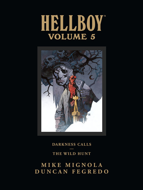 Hellboy Library HC Vol 5