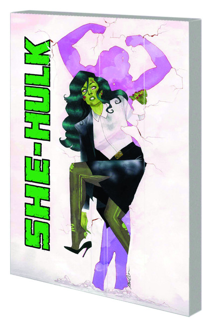 She-Hulk Vol 1 Law & Disorder