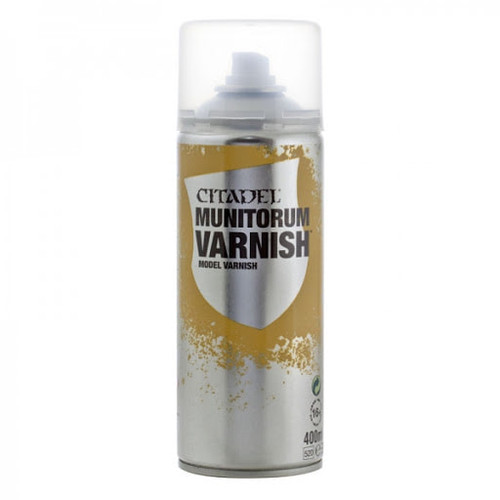 Spray: Munitorium Varnish