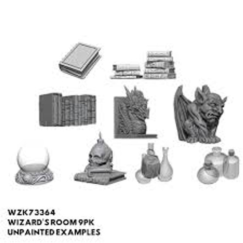 Wizard's Room