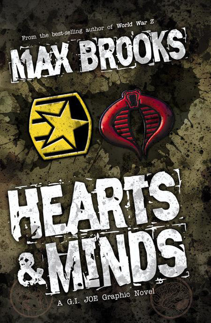 G.I. Joe Hearts & Minds HC