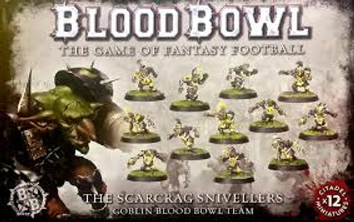 Blood Bowl Scarcrag Snivellers