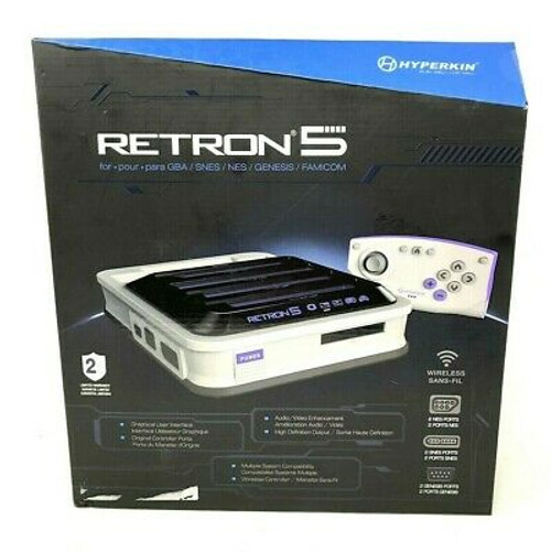 Retron 5 HD Gaming Console
