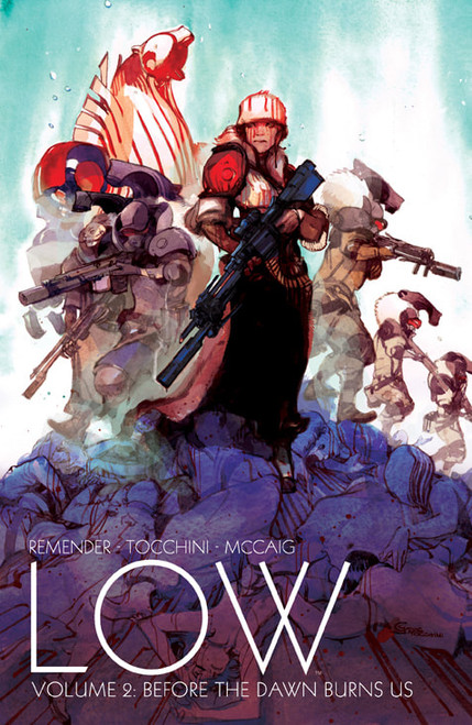 Low Vol 2 TP Before The Dawn Burns Us