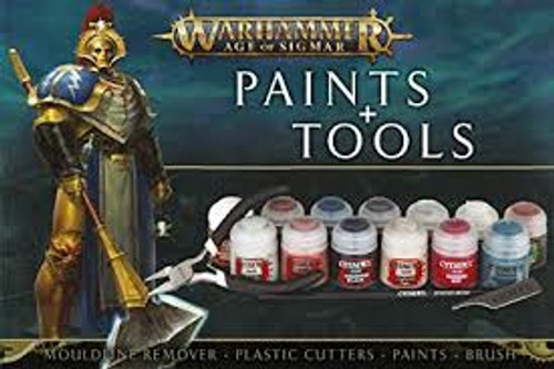 AoS Paints and Tools Kit