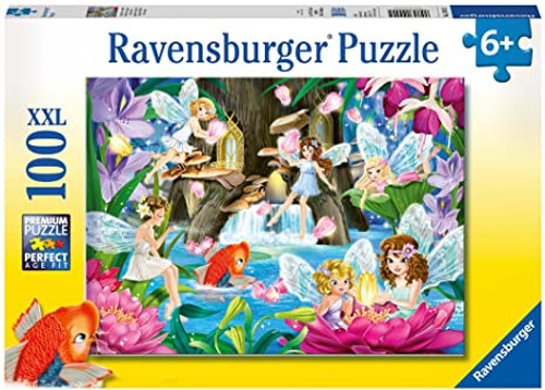 Magical Fairy Night 100pc Puzzl