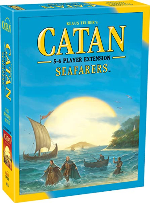Catan Seafarers 5-6 Player Ext