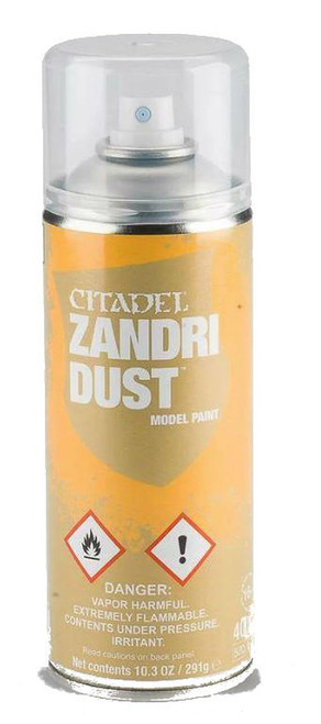 Spray: Zandri Dust