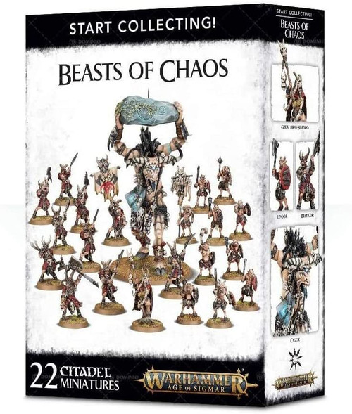 Start Collecting! Beasts Chaos