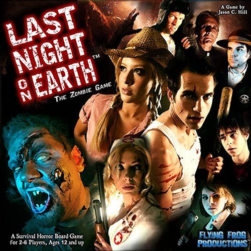 Last Night on Earth: The Zombie