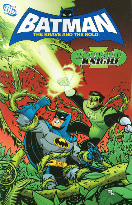 Batman Brave and the Bold Emerald Knight TP