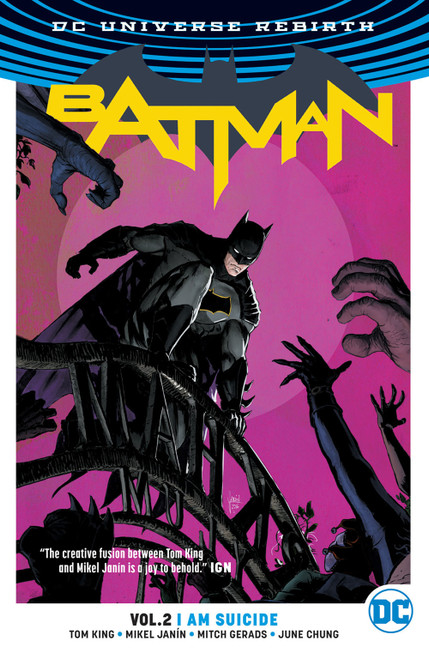 Batman Vol 2 I Am Suicide (Rebirth)